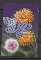 St Vincent - 2001 - Bloc Feuillet BF N°Mi. 574 - Papillon / Butterfly - Neuf Luxe ** / MNH / Postfrisch - Butterflies