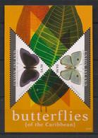 Grenadines Of St Vincent - 2011 - Bloc Feuillet BF N°Mi. 40 - Papillon / Butterfly - Neuf Luxe ** / MNH / Postfrisch - Butterflies