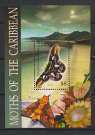 Grenadines Of St Vincent - 2005 - Bloc Feuillet N°Mi. 33 - Papillon / Butterfly - Neuf Luxe ** / MNH / Postfrisch - Butterflies