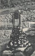 """Cartolina - Postcard / Non Viaggiata - Unsent / Cimitero Militare Italiano """" Campiello """"  Monumento. - Cimetières Militaires"""