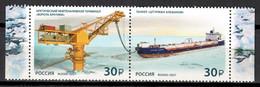 Russia 2021 Rusia / Ships Arctic MNH Barcos Ártico Bateaux Schiffe / Hq91  4-25 - Boten
