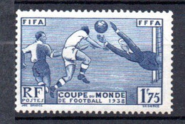 W-19 France N° 396 **  à 10 % De La Côte . A Saisir !!! - Nuevos