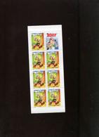 BC3227 BANDE CARNET JOURNEE DU TIMBRE 1999 ASTERIX NEUF Mnh Non Plie Bd Comics Strips - Journée Du Timbre