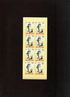 """FRANCE FETE DU TIMBRE - 2001-YT-Carnet BC 3370a ** Neuf, Non Plié """" Gaston Lagaffe """" Bd Comics Strips - Journée Du Timbre"""