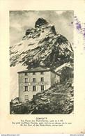 ZERMATT. Hôtel Belvedere 1922 - VS Valais