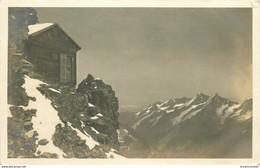 SUISSE. Hôtel Belvedere Am Matterhorn  à Zermatt 1922 - VS Valais