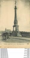 SL 41 BLOIS. Fiacre Et Personnages Avec Bicyclette Près La Croix Du Pont. ND Phot - Blois