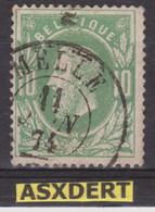 N° 30 DC Melle 1874 - 1869-1883 Leopold II