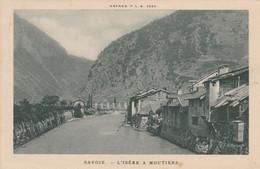 MOUTIERS - SAVOIE - (73) - CPA 1940. - Moutiers