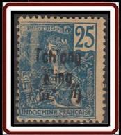 Tch'ong-K'ing - Bureau Indochinois - N° 55 (YT) N° 55 (AM) Neuf *. - Nuevos