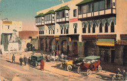 RABAT : LE MAROC HOTEL - Rabat