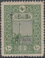 Cilicie Occupation Française - N° 62 (YT) N° 73 (AM) Neuf *. - Nuevos