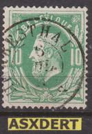 N° 30 DC Herbesthal - 1869-1883 Leopold II