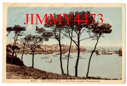 CPA - DOUARNENEZ En 1934 - Le Port Vu Des Plomarc'hs - 29 Finistère - N° 8796 - Edit. E. Hamonic Saint - Brieuc - Douarnenez