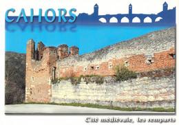 46 - Cahors - Les Remparts - Cahors