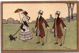 PARKINSON - Art Déco - Charme (8078 ASO) - Parkinson, Ethel