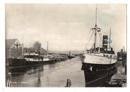 43834-ZE-NORVEGE-Trondheim. Havnen----------------bateaux - Norway