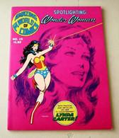 N°42 - WONDER WOMAN - Amazing World Of Direct Current Comics 15 -TTB++ - Other