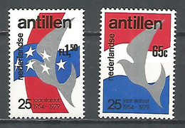 Antillen 1979 Year , Mint Stamps MNH (**) - Curacao, Netherlands Antilles, Aruba