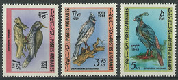 AFGHANISTAN 1965 Year, Mint Stamps MNH (**) Birds - Afghanistan