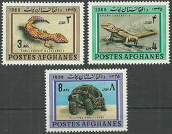 AFGHANISTAN 1966 Year, Mint Stamps MNH (**) - Afghanistan