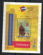 R09/ ESPAÑA USADO 2002. EDIFIL 3878, ESPAÑA 2002 - 2001-10 Gebraucht