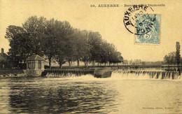 France > [89] Yonne > Auxerre > Barrage Du Dumonts / MG 127 - Auxerre