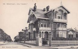 """Deauville - Villa """" Camélia """" éditeur Maurice Calvados 14 - Deauville"""