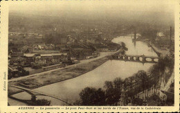 France > [89] Yonne > Auxerre > La Passerelle / MG 127 - Auxerre