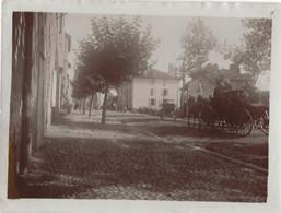 15 - AURILLAC - Photo - Avenue Des Pupilles (ex. Route D'Arpajon) - Viaduc - Attelage - Aurillac