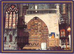 09 - Mirepoix - Cathédrale - Le Rétable Représentant Les Mystère Du Rosaire - Mirepoix