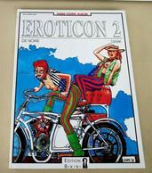 N°53. BD EROTIC EROTICON 2 - DE NOIRE /DARK - Edition Bikini  1991 COMME NEUF - Other