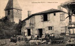 LT  31134    LALANNE TRIE  CHATEAU DE GARAC - Andere Gemeenten
