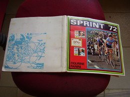 Album Chromos Images Vignettes Panini *** Sprint 72 *** 1972 - Sammelbilderalben & Katalogue