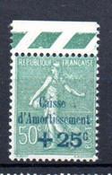 W-19 France N° 247 **   à 10 % De La Côte . A Saisir !!! - Caisse D'Amortissement