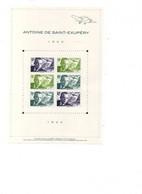 BLOC  MAGNIFIQUE DE SAINT EXUPERY   1900  1944    NEUF TIRAGE LIMITE 40000 EX - Mint/Hinged