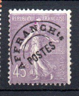W-19 France Préo N° 46 **   à 10 % De La Côte . A Saisir !!! - 1893-1947