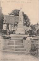 76 - SAINT ANDRE SUR CAILLY - Le Monument - Autres Communes