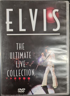 Elvis The Ultimate Live Collection  +++TBE+++ - Concerto E Musica