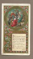 IMAGE PIEUSE.. édit. B.K. N 4.. L'ADORATION Des ROIS MAGES - Images Religieuses