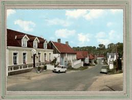 CPSM Dentelée - (62) BOMY - Aspect Du Bar-Tabac Rue De Fruges En 1975 - Citroën E CV Et Renault 4 L - Carte Colorisée - Other Municipalities