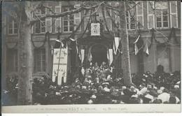 LOZERE : MENDE : Arrivée De Mr Gely, Le 25 Mars 1906, RARE Carte-Photo D'Epoque - Mende