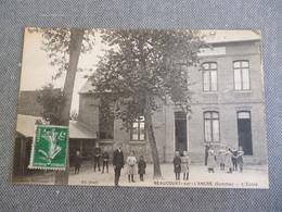 Beaucourt Sur Ancre    L école - Autres Communes