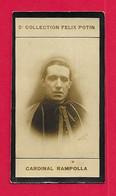 Photographie Argentique Félix Potin - 2ème Collection - Cardinal Mariano Rampolla Del Tindaro - Félix Potin