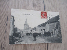 CPA 52 Haute Marne Poinson Les Fays Rue Du Midi - Other Municipalities
