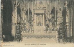 LOZERE : MENDE : Cathédrale, Le Maitre-Hotel - Mende