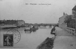 Les Bords Du Canal - Vierzon