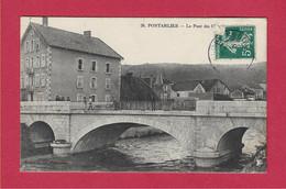 25 - PONTARLIER - Le Pont Des .... - Pontarlier