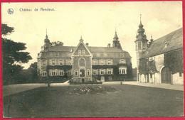 C.P. Rendeux =  Château - Rendeux