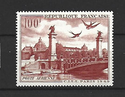 Timbre De France Neuf **  P-a  N 28 - 1927-1959 Mint/hinged